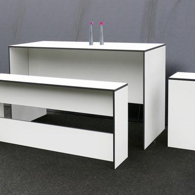 Individuelle Konzepte für stilvolle Eventmöbel nach Maß gefertigt