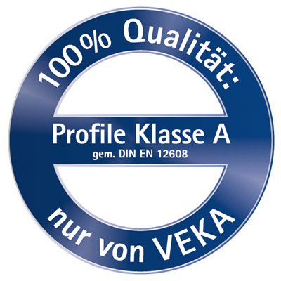 VEKA-Fensterprofile-Klasse-A-Label