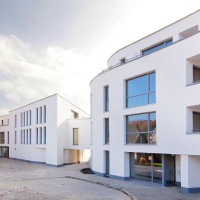 BB-Wohnbau Neubau Wohnanlage Overath