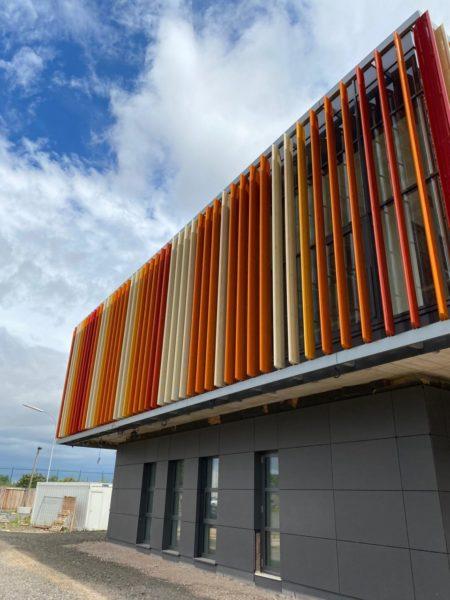 Blb Euskirchen Gersdorff Kaserne Neubau Fist Fensterfassade Sonnenschutz 2