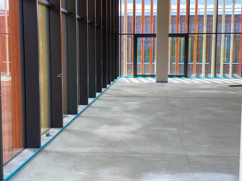 Blb Euskirchen Gersdorff Kaserne Neubau Fist Fensterfassade Sonnenschutz 4