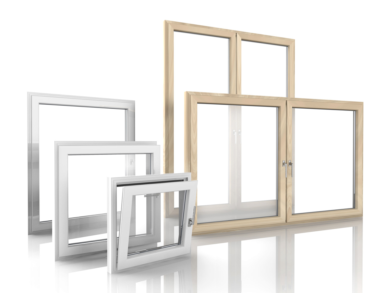 Fenster Holzfenster Kunststofffenster Alufenster