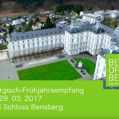 Frühjahrsempfang 2017 vom Unternehmernetzwerk Best of Bergisch e.V.