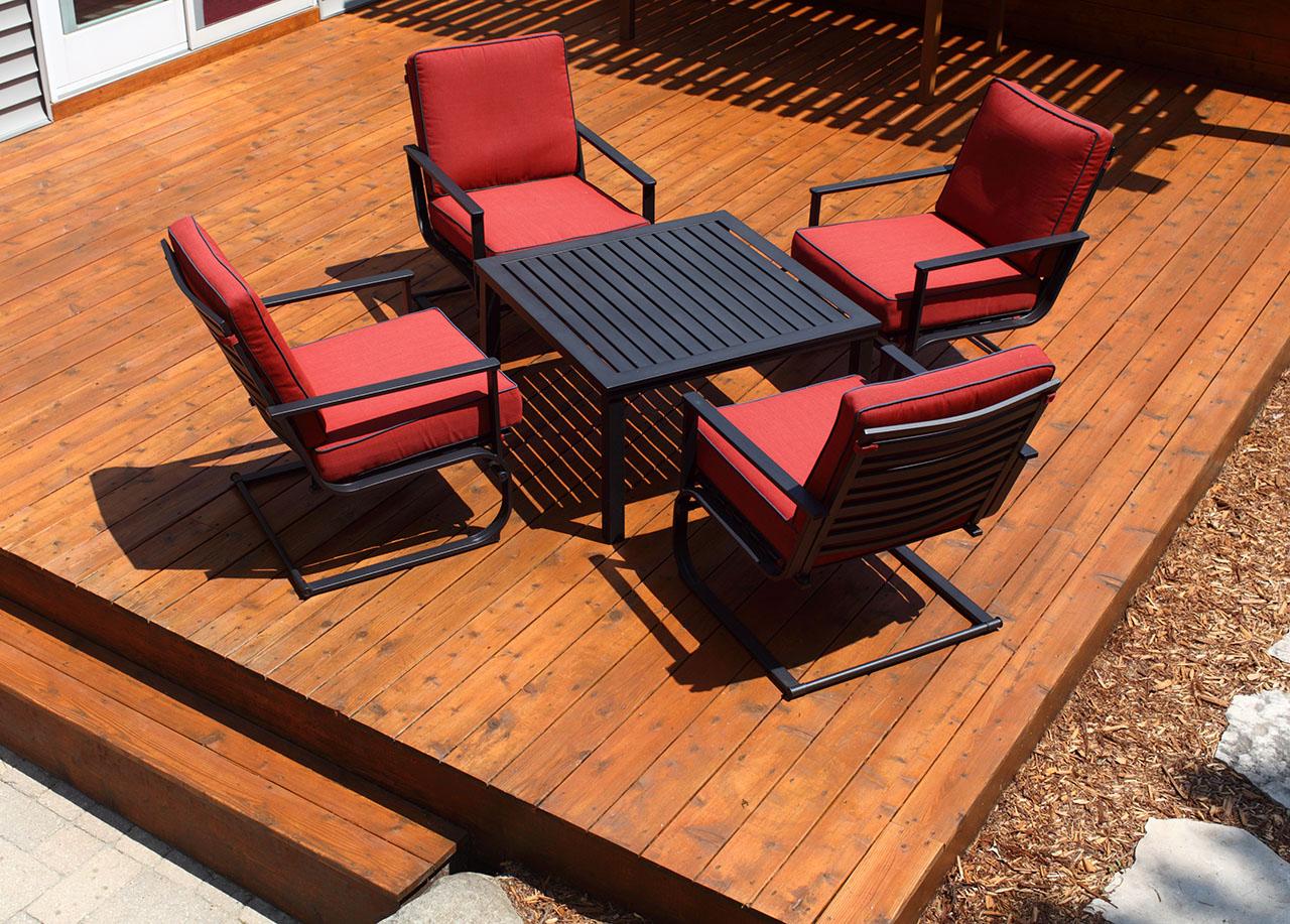 terrassen aus holz vom tischler-profi | terrassenholz günstig, Moderne