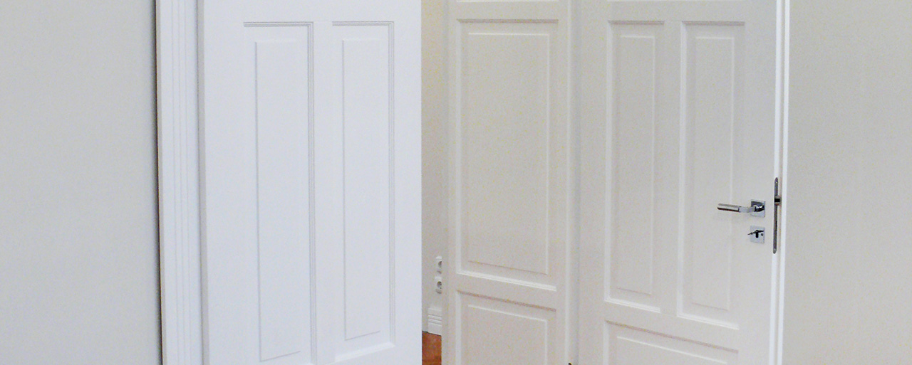 Innentüren & Zimmertüren - Tischlerei Berg Overath