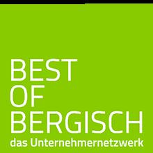 Mitglied bei Best of Bergisch – das Unternehmernetzwerk e.V.