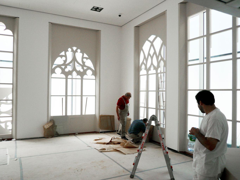 Museum schnütgen   projekt   tischlerei berg overath