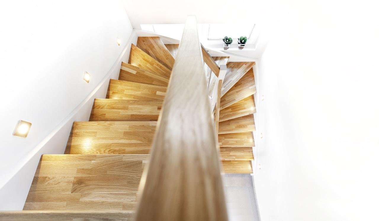 Treppen Treppenstufen Holztreppe Wendeltreppe